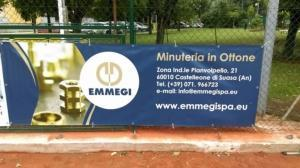 EMMEGI IN SUPPORT OF SPORT