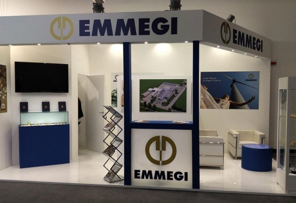 ISH Frankfurt: here is the EMMEGI stand